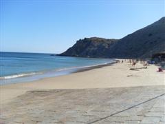 Burgau Beach