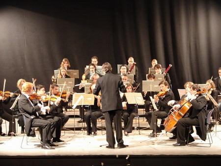 Algarve Orchestra in Silves