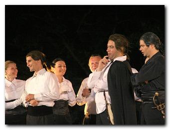 Opera in the Algarve